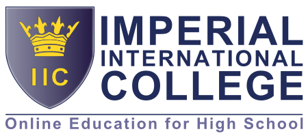 Logo for Imperial International College homeschool curriculum provider
