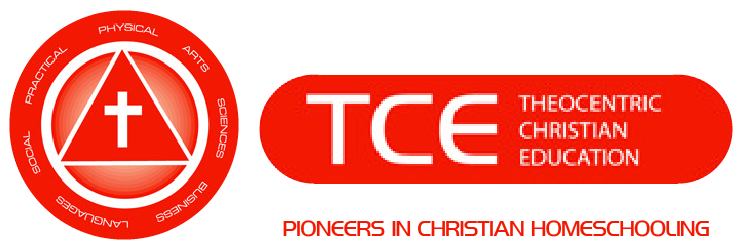 Logo for TCE homeschool curriculum provider